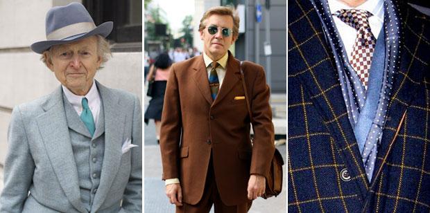 Пример одежды для мужчин
