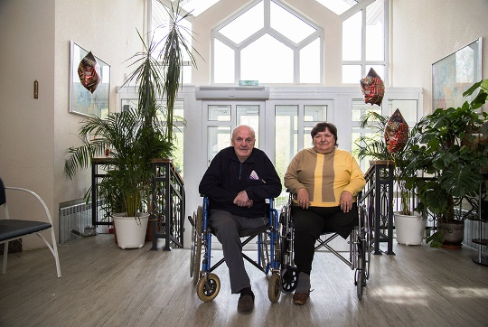 знакомства для пожилых людей волгоград