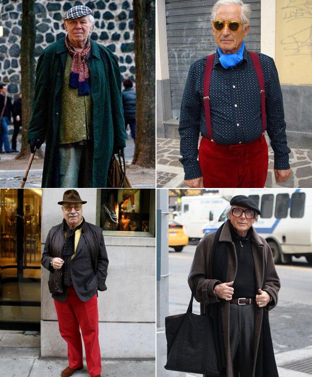 Одежда для пожилых мужчин