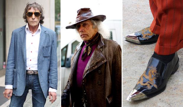 Пример мужской одежды